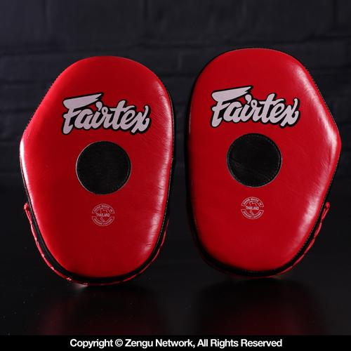 Fairtex Fairtex FMV10 Contoured Focus Mitts